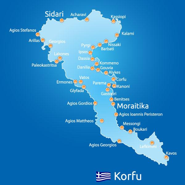 Krf Happy Travel